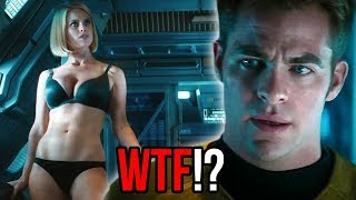 3 sinnlose Nackt-/Halbnackt-Szenen in sonst normalen Filmen!