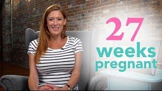 27 Weeks Pregnant - Ovia Pregnancy