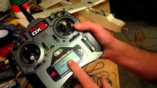 Spektrum DX8 and DX6i Buddy Box Setup