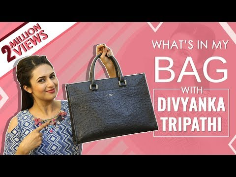 Xxx Mp4 What's In My Bag With Divyanka Tripathi Bag Secrets Revealed Exclusive 3gp Sex