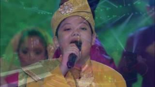 Ceria Popstar 2016: Konsert 7 - Hazmil 'Laksamana'