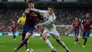 Real Madrid 2 vs Barcelona 6 Partido Completo Goliza