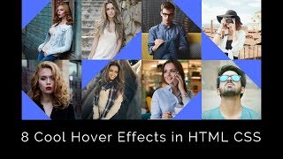 CSS Transitions | How To Make Cool Image Hover Effect Using HTML CSS