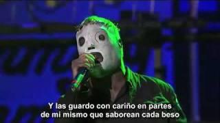 Slipknot Snuff Subtitulos Español