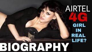 Airtel-4G-girl? BIOGRAPHY