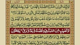 Quran Para 1 with Urdu Translation | Recitation : Mishary Rashid Alafasy