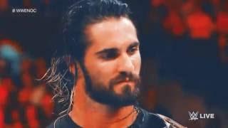 Seth Rollins&Nikki Bella+Brock Lesnar needed me