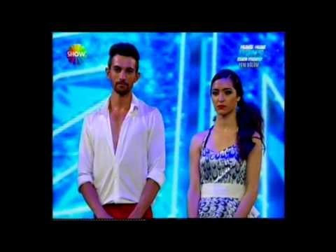 Ebru & Adam Lirik Huysuz la Dans Eder Misin 2.Hafta