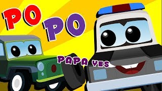 Zeek And Friends | Po Po Yes Papa | Children Nursery Rhymes For Kids And Babies
