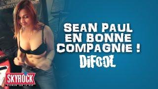 Sean Paul en très bonne compagnie dans la Radio Libre de Difool