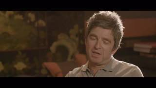 Noel Gallagher on the Be Here Now Tour