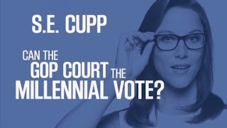 Cupp: Can the GOP court the millennial vote?