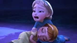 You're Not Alone - Anna & Elsa - Sad Ending Version (Frozen Fan Video)