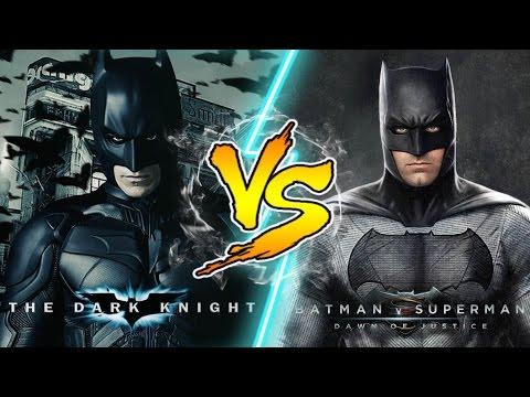 watch Batman vs Batman! WHO WOULD WIN IN A FIGHT?