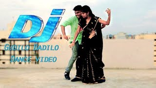 GUDILO BADILO MADILO DANCE VIDEO    DJ    ALLU ARJUN    HASWANTH MODEM    BARGAVI    BY PRAVEEN
