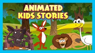 ANIMATED STORIES FOR KIDS - MORAL AND FUN STORIES FOR KIDS - TIA AND TOFU STORYTELLING