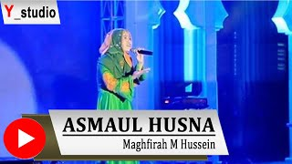 Maghfirah M Hussein