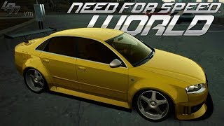 So viele tolle Autos! -  NEED FOR SPEED WORLD Part 4 | Lets Play NFS World