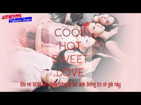 [RVNUnionTeam][Vietsub] Cool Hot Sweet Love - Red Velvet