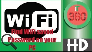 How to find wifi saved Password on your PC Without any Software [Bangla] || 100% Working