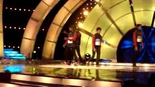 Hindustan Ka Big Star Matrix dance crew (M.D.C)