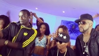 Wizkid ft Akon & Banky W -- Roll It NEW OFFICIAL 2014