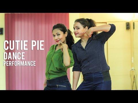 Xxx Mp4 Cutiepie Ae Dil Hai Mushkil Dance Performance Aditi Saxena And Bhawna Chauhan Dancercise 3gp Sex