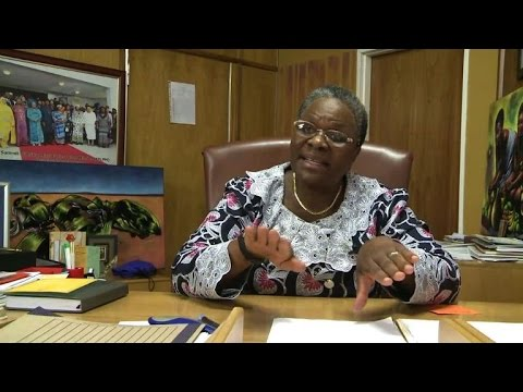 Women should be the winners of Namibia's general election