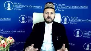Dars e Ramzan - Allah's Mercy