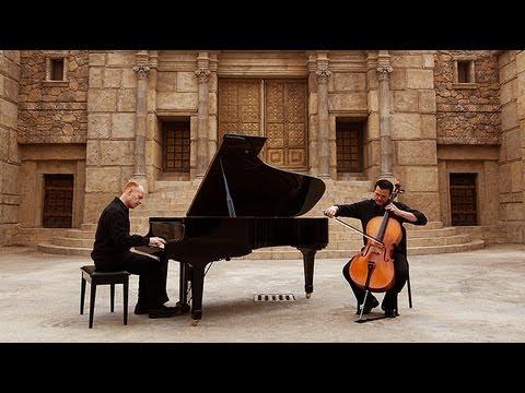 O come O come Emmanuel Piano Cello The Piano Guys