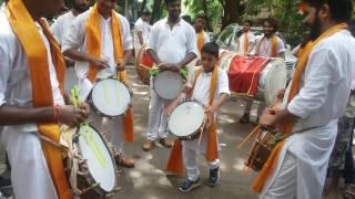Vandan dhol tasha va dhwaj pathak, mumbai, chota tasha vadak, chota packet bada dhamaka