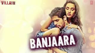Ek Villain ~~ Banjaara Ek (Full Song).. Lyrics Shraddha Kapoor & Sidharth Malhotra ...2014