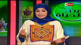 الاعلامية دعاء عامر تعطي مثال بما يجب عليه ان تكون علاقة الانسان بالقرآن في رمضان