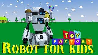 Robots for kids | robot cartoon for children | robot videos for children