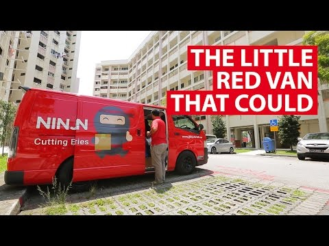 The Little Red Van That Could | Game Changers