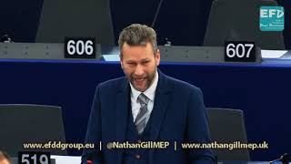 EU anti-populist education paints patriots as villains - Nathan Gill MEP