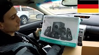 Car Vlog #42 - IM IN GERMANY!! + Cyber Monday Purchases!!