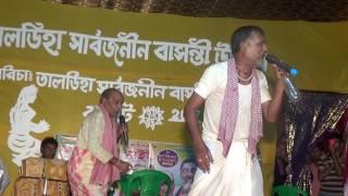 Joga Chorka funny stage show-KM Videos Bengali-2017
