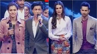 | Dilwale Movie | SRK | KAJOL | KRITI | VARUN | दिलवालों का धमाल | (HD)