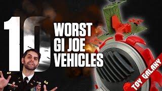 Top 10 Worst GI Joe Vehicles   List Show #17