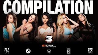 Top 5 super sexy girls - Compilation 3 - SXdrv.com