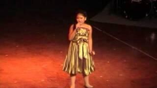 Through The Rain - Mariah Carey (Kim Beatrice JDA Talent Show Version)