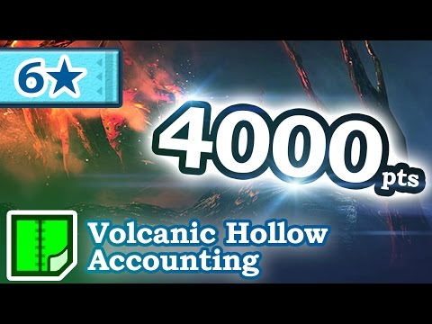 Let's Play Monster Hunter Generations - #176 - 6★ Volcanic Hollow Accounting