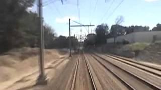 Amtrak Acela Cabride Part 2 -The Rhode Island segment At 150 mph!!!!