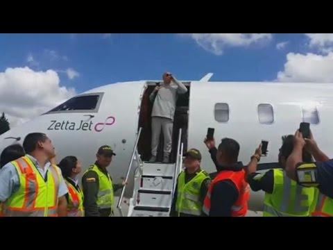 El actor Vin Diesel llega a Colombia para la boda Nicky Jam
