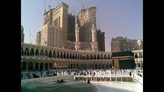 المسجد الحرام : نظرة من الدور التاسع--in KSA:#Kingdom_Saudi_Arabia