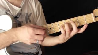 Como Tocar El Arpegio Introductorio de Fade To Black - Metallica - Tutorial-Parte 1
