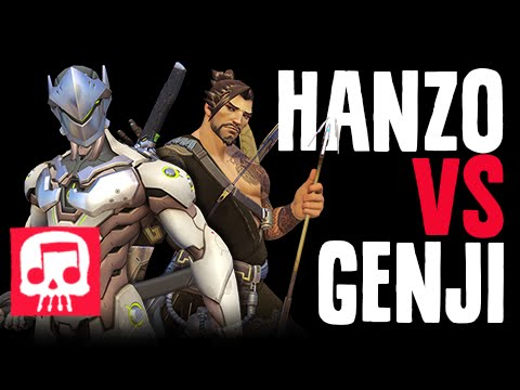 Xxx Mp4 HANZO VS GENJI Rap Battle By JT Music Overwatch Song 3gp Sex