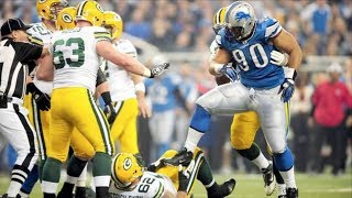 NFL Worst Thanksgiving Moments of All-Time