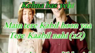 Kabil Hoon Duet Karaoke | Kabil | Bollywood Karaoke By Madhav